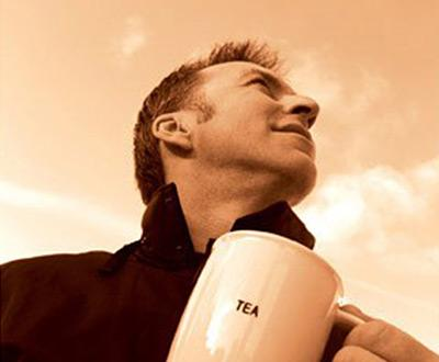 Brendan Waye tea guy