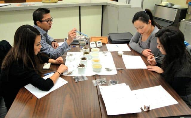 SO YOU WANT TO BE A TEA SOMMELIER?