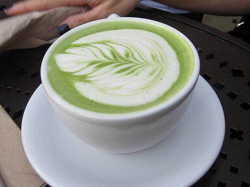 TEA LATTE ~ A COMING-OF-AGE FOR AN AGE-OLD BEVERAGE