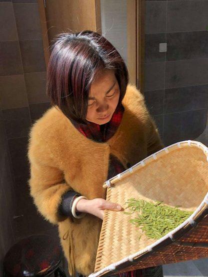 Fresh, Seasonal Organic Long Jing Dragonwell