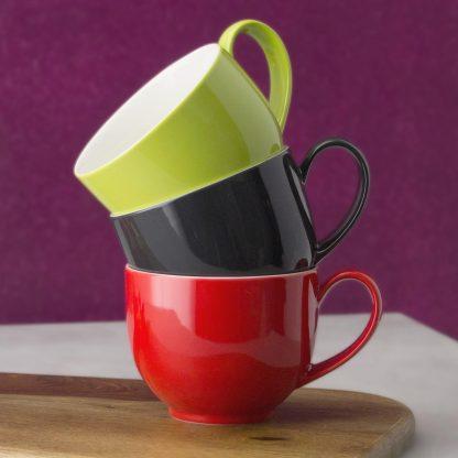 Q Tea Cup with Handle - 10 oz