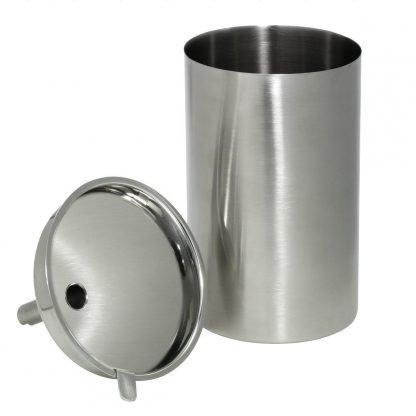 Tea Tasters Spittoon - Stainless Steel