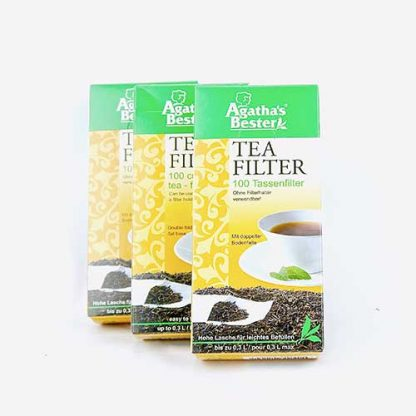 100 Tea Filters - Small
